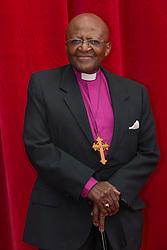 "Father Desmond Tutu arriving to the world premiere screening of the movie ""Children of the light"" at the 54th Monte Carlo TV Festival in Monte Carlo, Monaco on June 8, 2014. Photo by Marco Piovanotto/ABACAPRESS.COM    451551_017 Monte-Carlo Monaco"