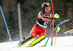 READ Erik of Canada during the Audi FIS Alpine Ski World Cup Men's Slalom 58th Vitranc Cup 2019 on March 10, 2019 in Podkoren, Kranjska Gora, Slovenia. Photo by Matic Ritonja / Sportida