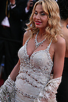 Valeria Marini at the 'Behind The Candelabra' gala screening at the Cannes Film Festival  Tuesday 21 May 2013