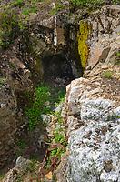 Abandoned mine, Yellow Aster Butte Basin. Mount Baker Wilderness, North Cascades Washington