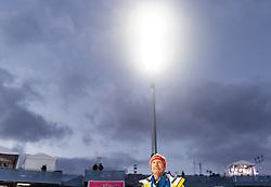 02.03.2019, Seefeld, AUT, FIS Weltmeisterschaften Ski Nordisch, Seefeld 2019, Skisprung, Mixed Team Bewerb im Bild Walter Hofer (FIS Skisprung Renndirektor) // Walter Hofer (FIS Ski Jumping Race Director) during the mixed team competition of nordic combination of FIS Nordic Ski World Championships 2019. Seefeld, Austria on 2019/03/02. EXPA Pictures © 2019, PhotoCredit: EXPA/ JFK