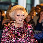 NLD/Tilburg//20170403 - Koningsdagconcert in Tilburg 2017, Prinses Beatrix