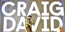Craig David performs during the first day of BBC Radio 1's Biggest Weekend at Singleton Park, Swansea.