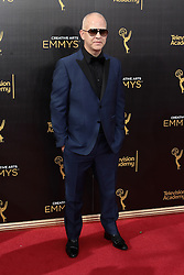 .Ryan Murphy  attends  2016 Creative Arts Emmy Awards - Day 2 at  Microsoft Theater on September 11th, 2016  in Los Angeles, California.Photo:Tony Lowe/Globephotos