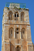 Israel, Ramla, The White Mosque (8th Century CE) The latter added (13th century) White tower