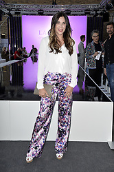 July 2, 2018 - Berlin, Deutschland - Alexandra Polzin.LASCANA Fashion Show, Berlin, Germany - 02 Jul 2018 (Credit Image: © face to face via ZUMA Press)