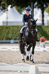 Fry Charlotte, GBR, Glamourdale<br /> CHIO Aachen 2021<br /> © Hippo Foto - Sharon Vandeput<br /> 16/09/21