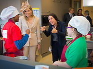 Queen Maxima opened Care and Education Centre Kentalis, Zoetermeer 22-05-2015