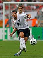 Photo: Glyn Thomas.<br />England v Trinidad & Tobago. Group B, FIFA World Cup 2006. 15/06/2006.<br /> England's Frank Lampard.