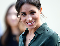Meghan Markle Close Up - 11 Oct 2018