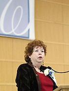 2007 - Ten Top Women Awards Luncheon at the Schuster Center in Dayton