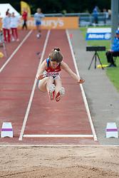 FEKOLINA Zhanna, 2014 IPC European Athletics Championships, Swansea, Wales, United Kingdom
