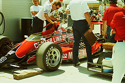 #59 Sammy Swindle racer. Did not Qualify or withdrew.<br />