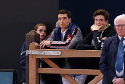Philippaerts Anthony, Philippaerts Nicola, BEL<br /> LONGINES FEI World Cup™ Finals Paris 2018<br /> © Hippo Foto - Dirk Caremans<br /> 14/04/2018