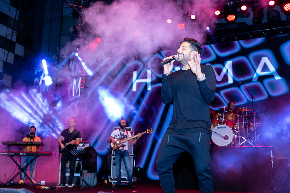 Mohamed Hamaki live in Dubai, DSF 2020