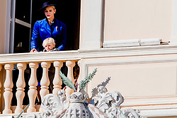 19-11-2017 - MONACO - Princess Charlene of Monaco with Princess Gabriela and Prince Albert II of Monaco with Prince Jacques . The National Day of Monaco also known as The Sovereign Prince's Day is currently annually celebrated on 19 November. Andrea Casiraghi, Tatiana Santo Domingo and their daughter India Princess Caroline and India Casiraghi Tatiana Santo Domingo and India Casiraghi Princess Stephanie and Louis Ducruet at the balcony of the royal palace during the National Day celebrations in Monaco COPYRIGHT ROBIN UTRECHT 19-11-2017 - MONACO - Prinses Charlene van Monaco met Prinses Gabriela en Prins Albert II van Monaco met Prins Jacques. De Nationale feest Dag van Monaco ook bekend als The Sovereign Prinsjesdag wordt momenteel jaarlijks gevierd op 19 november. COPYRIGHT ROBIN UTRECHT