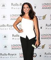 Lauren Silverman, London Lifestyle Awards, Lancaster London Hotel UK, 03 October 2016, Photo by Richard Goldschmidt
