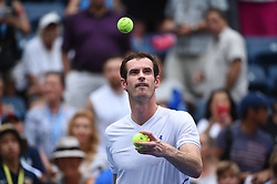 File photo - Andy Murray (GBR) during his first round at the 2018 US Open at Billie Jean National Tennis Center in New York City, NY, USA on August 27, 2018. Andy Murray shocked the tennis world Friday morning in Melbourne when he announced his plans to retire this year during a tearful press conference ahead of the Australian Open. The former world No. 1 had hip surgery in January 2017 and says the pain has become too much to bear. Photo by Corinne Dubreuil/ABACAPRESS.COM