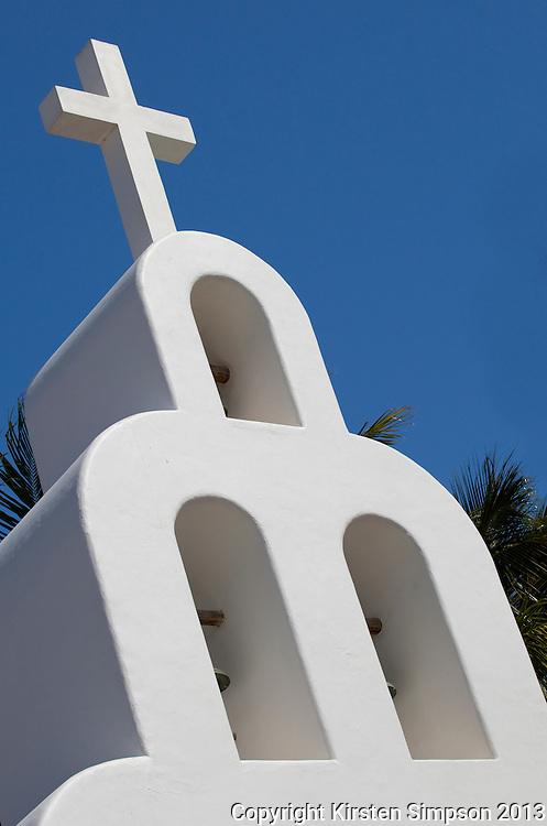 Little church in Playa del Carmen