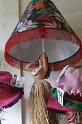 Hula lamp, Hawaii<br />