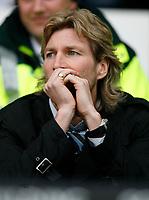 Photo: Steve Bond/Sportsbeat Images.<br />Derby County v Blackburn Rovers. The FA Barclays Premiership. 30/12/2007. Robbie Savage looks on uninvolved
