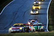 September 30-October 1, 2011: Petit Le Mans at Road Atlanta. 54 Jeroen Bleekemolen, Sebastiaan Bleekemolen, Tim Pappas, Porsche 911 GT3 Cup, Black Swan Racing