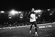 Gigi Buffon durante Roma vs Juventus. Stadio Olimpico. 16 febbraio 2013. Christian Mantuano / Oneshot