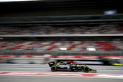 May 11, 2019 - Barcelona, Spain - Motorsports: FIA Formula One World Championship 2019, Grand Prix of Spain, ..#27 Nico Hulkenberg (GER, Renault F1 Team) (Credit Image: © Hoch Zwei via ZUMA Wire)