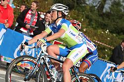 Tjasa Rutar (Slovenia) during the the Women´s Elite Road Race on day five of the UCI Road World Championships on September 24, 2011 in Copenhagen, Denmark. (Photo by Marjan Kelner / Sportida Photo Agency)