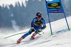 SOLHEIM Fabian Wilkens of Norway competes during the Audi FIS Alpine Ski World Cup Men's Giant Slalom 58th Vitranc Cup 2019 on March 9, 2019 in Podkoren, Kranjska Gora, Slovenia. Photo by Matic Ritonja / Sportida