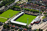 Nederland, Overijssel, Deventer, 30-06-2011; Go Ahead Eagles, stadion de Adelaarshorst..luchtfoto (toeslag), aerial photo (additional fee required).copyright foto/photo Siebe Swart