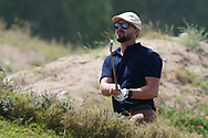 Rikard Karlberg (SWE) on the 9th during Round 3 of the Oman Open 2020 at the Al Mouj Golf Club, Muscat, Oman . 29/02/2020<br /> Picture: Golffile | Thos Caffrey<br /> <br /> <br /> All photo usage must carry mandatory copyright credit (© Golffile | Thos Caffrey)