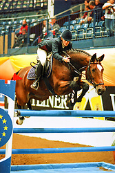 , Kiel - Baltic Horse Show 07. - 10.10.1999, Charlie 40 - Griefahn, Anna-Margaretha
