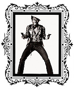 """Jimmy Cliff early 70's studio pic taken in Kingston for The movie """"Harder they Come"""""""
