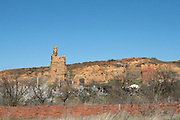 Church ruin , Pajares de los Oteros spain castile and leon