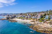 Oceanview Homes Overlook Moss Point in Laguna Beach