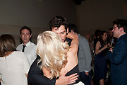 DAVID GANDY; MOLLIE KING, Esquire Magazine's June issue hosted by the magazine's new editor Alex Bilmes and singer Lily Allen. Sketch.  5 May 2011<br /> <br />  , -DO NOT ARCHIVE-© Copyright Photograph by Dafydd Jones. 248 Clapham Rd. London SW9 0PZ. Tel 0207 820 0771. www.dafjones.com.