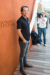 Stephane De Groot on Village during French Tennis Open at Roland-Garros arena on June 09, 2017 in Paris, France. Photo by Nasser Berzane/ABACAPRESS.COM