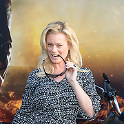 NLD/Amsterdam/20150707- Film premiere Terminator Genisys, Monique Sluyter