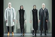 Etxebarria in Mercedes-Benz Fashion Week Madrid 2013