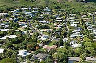 Homes in Lanikai, Oahu, Hawaii