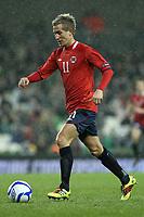 Football - International Friendly - Ireland vs. Norway<br /> Norway's Morten Gamst Pederson at the Aviva Stadium, Dublin