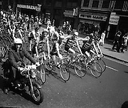 Start of Rás Tailteann. <br />