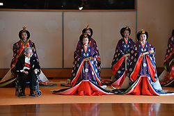 October 22, 2019, Tokyo, Japan: 22-10-2019 TOKYO Prince Hitachi attend the enthronement ceremony where emperor officially proclaims his ascension to the Chrysanthemum Throne at the Imperial Palace in Tokyo..../pool (Credit Image: © face to face via ZUMA Press)