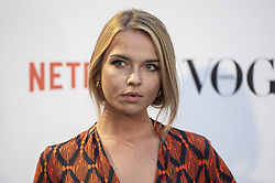 September 13, 2018 - Madrid, Spain - Maria Lima attends to photocall of Vogue Fashion Night Out 2018 in Madrid, Spain. September 14, 2018. (Credit Image: © Coolmedia/NurPhoto/ZUMA Press)