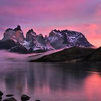 Black Rock Exhibit - Patagonia