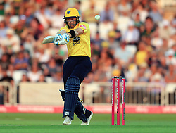 Warwickshire's Ian Bell during the Vitality Blast, north group match at Trent Bridge, Nottingham. PRESS ASSOCIATION Photo. Picture date: Wednesday July 4, 2018. See PA story CRICKET Nottinghamshire. Photo credit should read: Mike Egerton/PA Wire. RESTRICTIONS: RESTRICTIONS: Editorial use only. No commercial use without prior written consent of the ECB. Still image use only. No moving images to emulate broadcast. No removing or obscuring of sponsor logos.