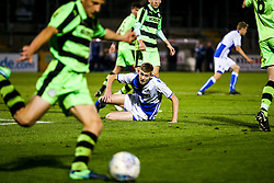 Tom Mehew of Bristol Rovers U18 - Rogan/JMP - 02/11/2017 - FOOTBALL - Memorial Stadium - Bristol, England - Bristol Rovers U18 v Forest Green Rovers U18 - FA Youth Cup 1st Round.