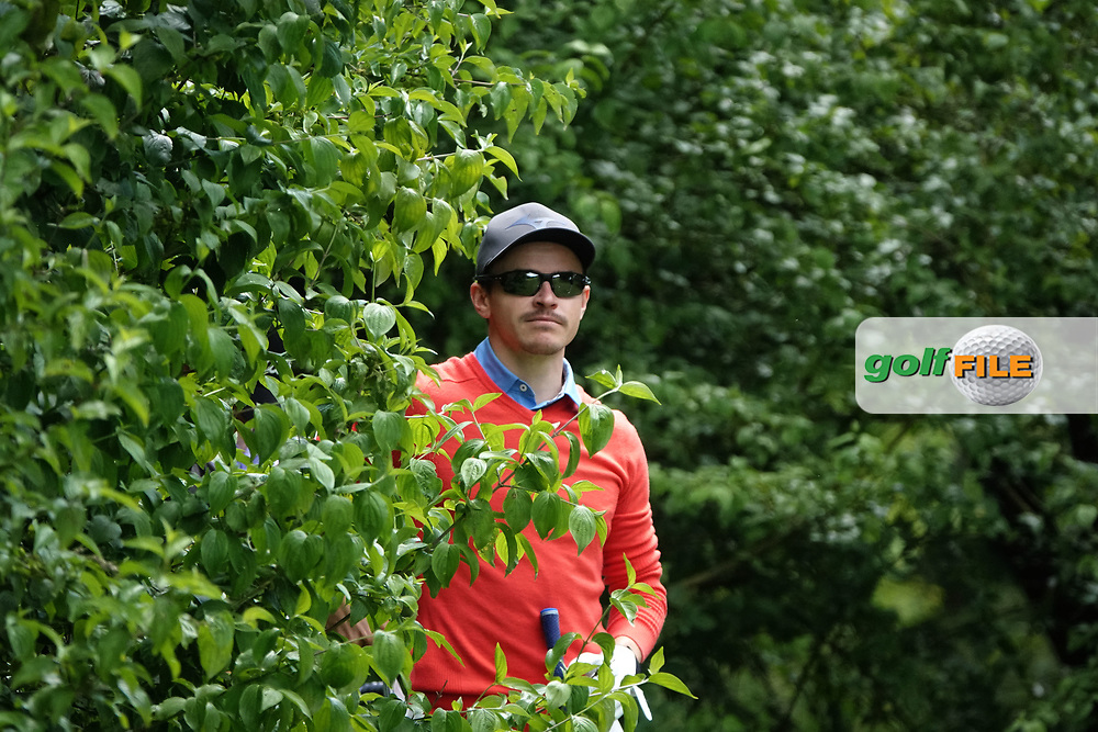 Daan Huizing (NED) in action during the third round of the Hauts de France-Pas de Calais Golf Open, Aa Saint-Omer GC, Saint- Omer, France. 15/06/2019<br /> Picture: Golffile   Phil Inglis<br /> <br /> <br /> All photo usage must carry mandatory copyright credit (© Golffile   Phil Inglis)