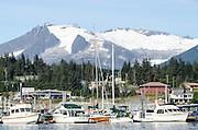 Auke Bay Harbor, AK